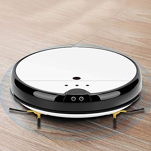 Great Features Of Robot Vacuum Cleaner, Super Quite Robotic Vacuums Cleaner, Self-Charging Robotic V...