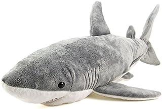 カロラータ ホホジロザメ ぬいぐるみ 動物 Lサイズ 32cm×22cm×63cm