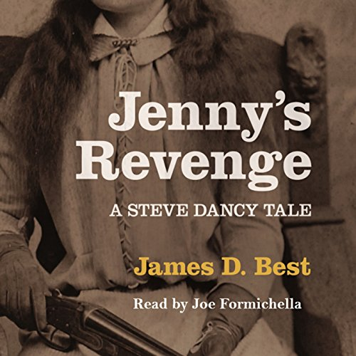 Jenny's Revenge audiobook cover art