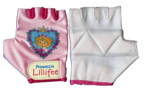 Fahrrad-Handschuhe Prinzessin Lillifee ab 3 Jahren, Größe: 3