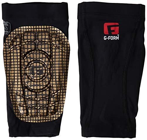 G-Form Pro-S Compact Schienbein-Schützer Schwarz/Gold S