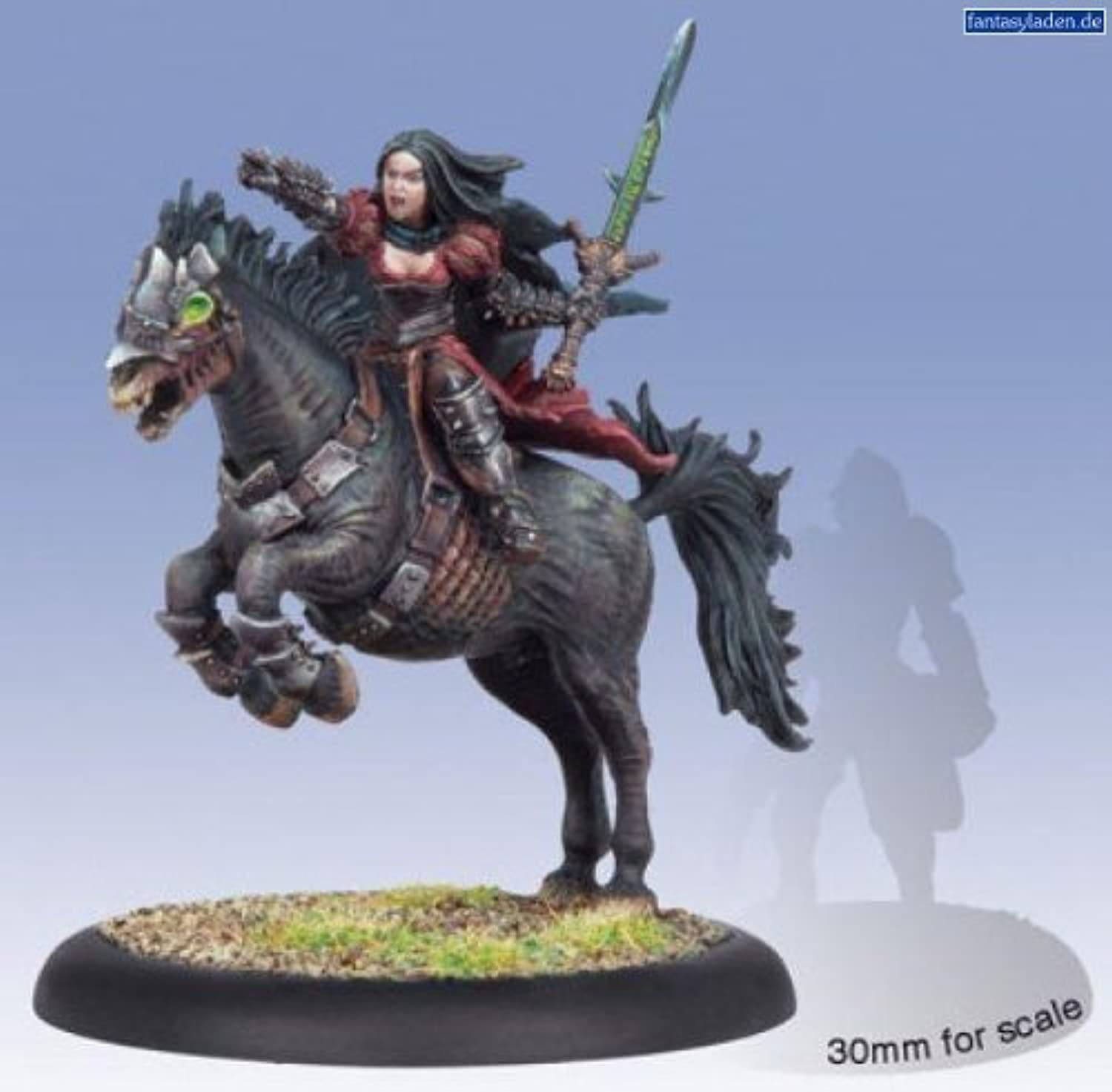 Alexia Mistress of Witchfire by Privateer Press Miniatures