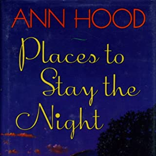 Places to Stay the Night audiobook cover art