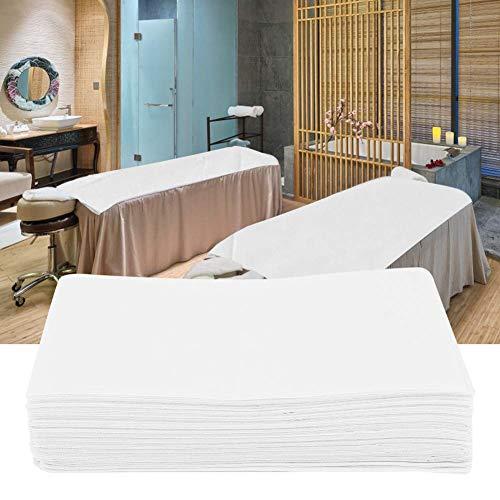 Disposable Bed Sheets Spa Bed Sheets Massage Table Disposable Sheets Massage Bed Cover Waterproof Massage Beauty Salon Table Sheets Bedsheet For Spa Tatto Lash Bed Hotels Non-Woven Fabric 10PCS