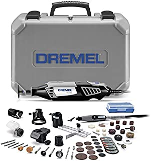 Dremel 4000-6/50 120-Volt Variable-Speed Rotary Tool with 50 Accessories
