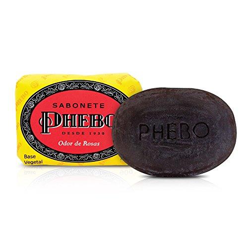 Sabonete Odor de Rosas, Phebo, Amarelo, 90 g