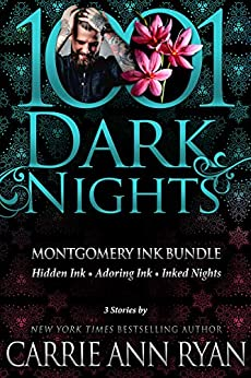 Montgomery Ink Bundle: 3 Stories by Carrie Ann Ryan by [Carrie Ann Ryan]