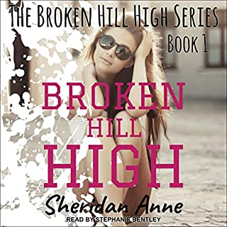 Broken Hill High audiobook cover art