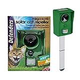 Best Cat Repellents - Defenders STV601 Mega-Sonic Solar Cat Repeller, Motion Activated Review