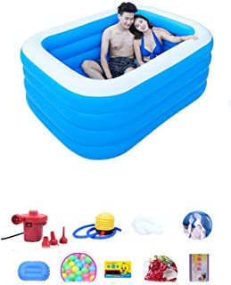 120 60 60cm Baignoire Pliante en PVC//Spa De Trempage Portable pour Adultes rcraftn Baignoire Non Gonflable Portative