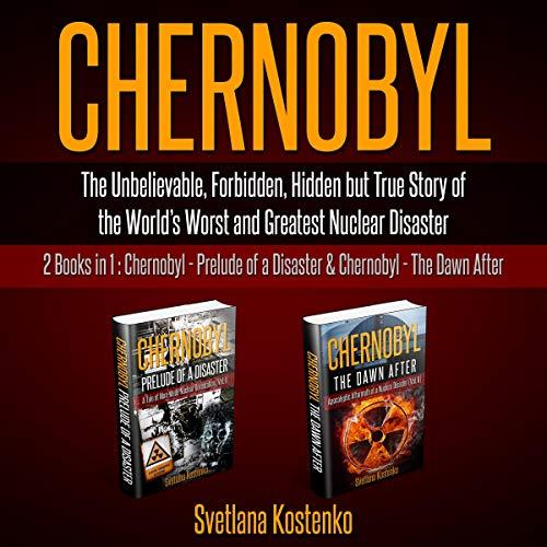 『Chernobyl: 2 Books in 1』のカバーアート