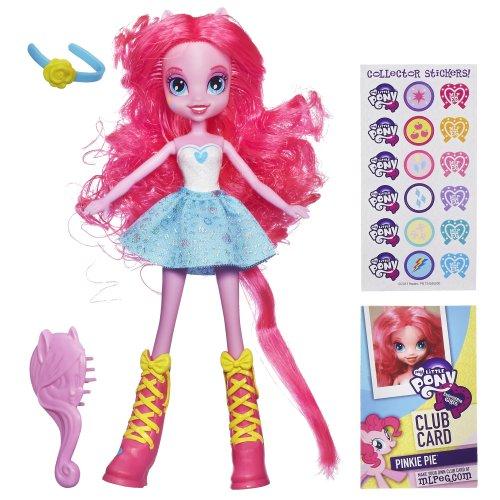 My Little Pony – Equestria Girls – Pinkie Pie – Poupée Mannequin 23 cm (Import Royaume-Uni)