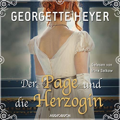 Der Page und die Herzogin Titelbild