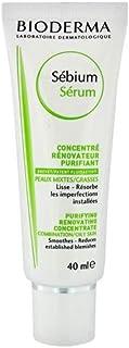 Bioderma Sebium Serum Purifying Concentrate Gentle Peel for Unisex 1.3 oz Serum