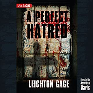 Perfect Hatred audiobook cover art