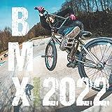 BMX Calendar 2022: Mini Calendar 2021-2022 - 18 Months Calendar & Planner