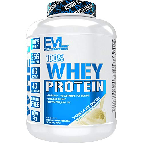 Evlution Nutrition 100% Whey Protei…