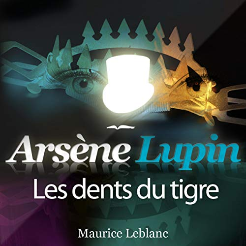 Les dents du tigre audiobook cover art