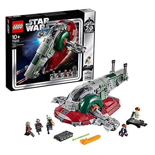 LEGOStarWars 75243 SlaveI– 20Jahre LEGO Star Wars, Bauset