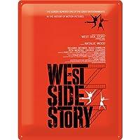 ブリキ看板 ウエスト・サイド物語 Movie-Art - West Side Story/TIN SIGN アメリカン雑貨 インテリア
