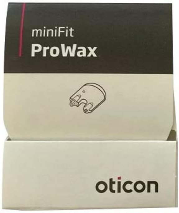 Oticon Hearing aid prowax minifit Wax Traps Filters. Max 47% OFF Outlet ☆ Free Shipping The pro