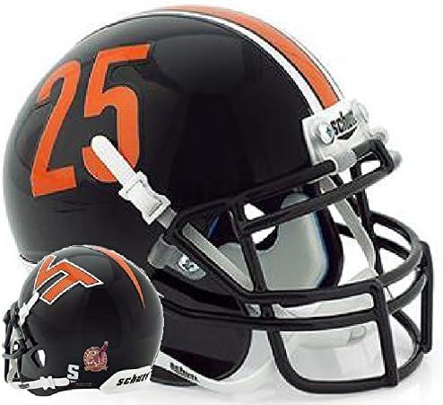 New products world's highest quality popular Schutt NCAA Virginia Tech Our shop most popular Hokies Mini Authentic XP Football Helm