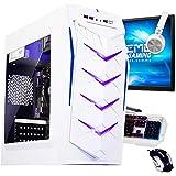 Xtreme PC Gamer AMD Radeon R7 A8 9600 8GB 1TB Monitor 21.5 WiFi