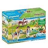 Playmobil 70512 Juguete Aventura con Pony