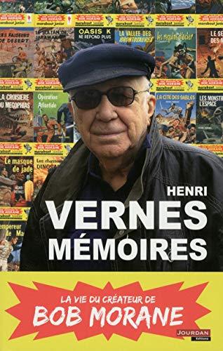 Mémoires - Henri Vernes