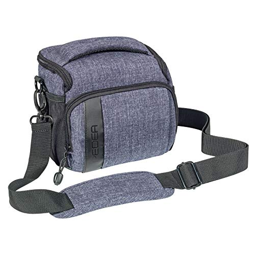 'PEDEA SLR'Fashion della macchina fotografica per Nikon D750, D3100, D5100/Canon EOS 1200d/3II Pentax K/Sony DSC RX10, SLT a99V/Olympus E-M1OM-D