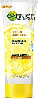 Garnier Skin Naturals White Complete Face Wash, 100g