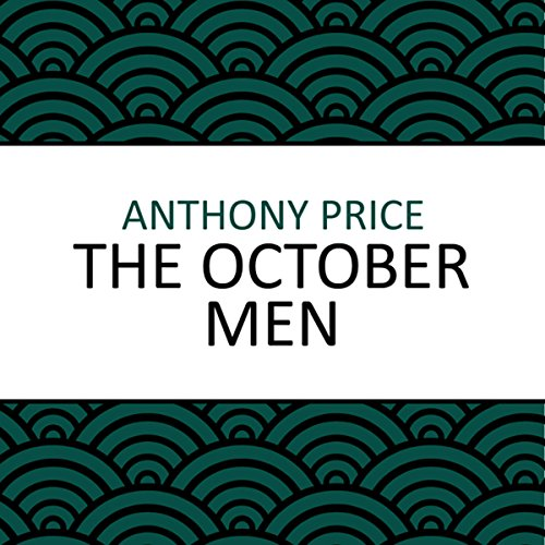 The October Men audiobook cover art