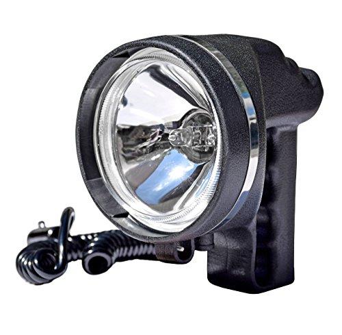 Osculati 12 Volt Halogen-Suchscheinwerfer mit wasserdichter Gummiarmierung