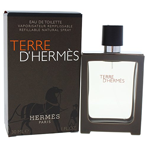 Hermès Terre D'Hermes Eau de Toilette Spray Nachfüllpack, 30 ml