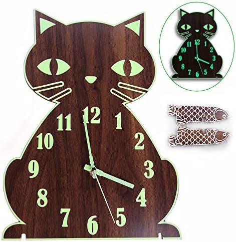 Wooden clock hands