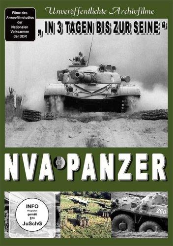 NVA Panzer - In 3 Tagen bis zur Seine