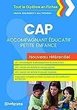 CAP accompagnant éducatif petite enfance - Nouveau référentiel