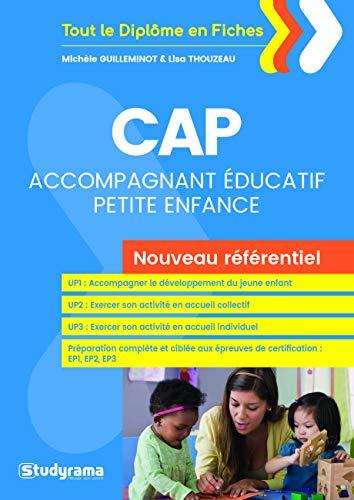 CAP Accompagnant éducatif petite enfance : Nouveau référentiel