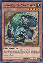 Yu-Gi-Oh! - Aztekipede, the Worm Warrior (BP03-EN041) - Battle Pack 3: Monster League - 1st Edition - Rare