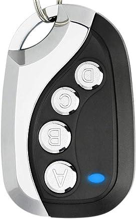 Deinbe Mini Universal eléctrico 4 Botón 433,92 MHz automático Copia de la duplicadora de Control Remoto de Coches Clonación Llave de la Puerta Botones de Copia Controlador
