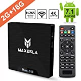 4K Android TV Box - Maxesla MAX-S II...