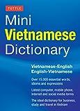 TUTTLE MINI VIETNAMESE DICT OR (Tuttle Travel Pack) - Phan Van Giuong