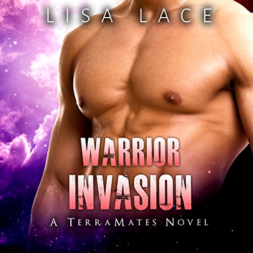 Warrior Invasion audiobook cover art