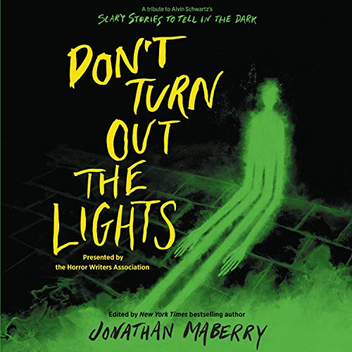 Don't Turn Out the Lights audiobook cover art