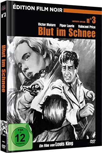 Blut im Schnee - Film Noir Edition Nr. 3 - Mediabook inkl. Booklet - Limited Edition