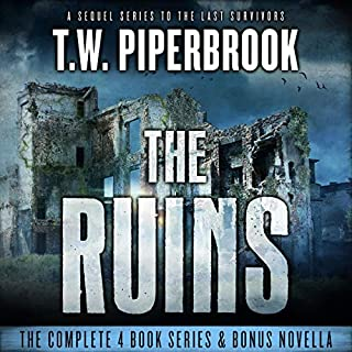 The Ruins Box Set cover art