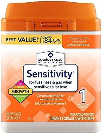Members Mark Infant Formula, Sensitivity (48 ...