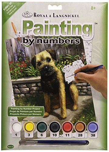 Royal & Langnickel PJS61 Peinture au numéro 11\