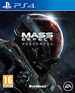 Mass Effect Andromeda (PS4) (B00KHJLLB6) | Amazon price tracker / tracking, Amazon price history charts, Amazon price watches, Amazon price drop alerts