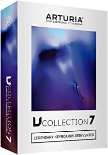 ARTURIA ソフトウェア・シンセサイザー V Collection 7